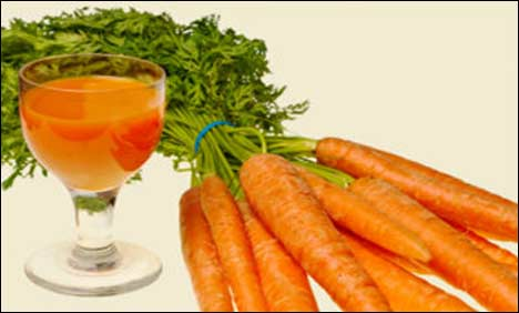 Carrot is cure of several ailments