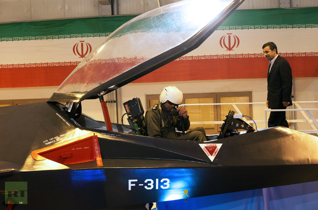 Iran rolls out Next Gen fighter jet