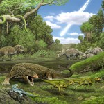 Asteroid Collision Led to the Mass Extinction of Lizards and Snakes