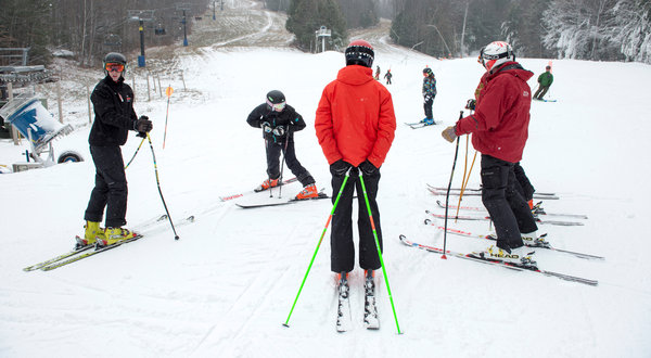 Rising Temperatures Threaten Fundamental Change for Ski Slopes