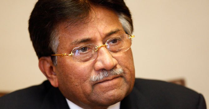 Warrants for Musharraf in judges' detention case