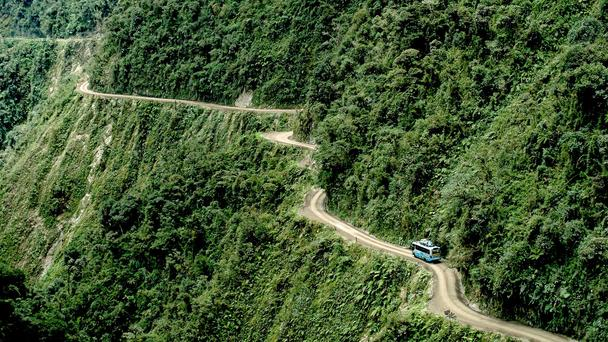 The world's most extreme road trips