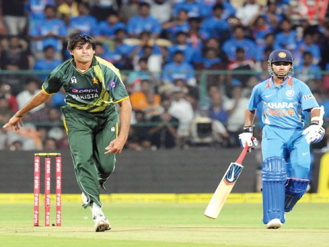 Pakistan break India jinx