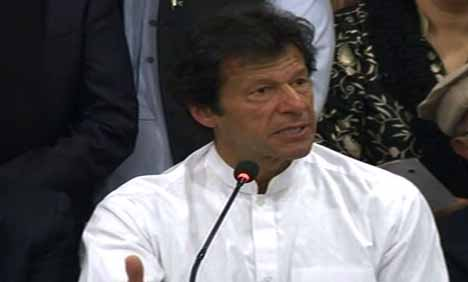 Imran threatens government of long march
