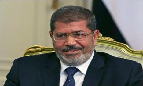 Egypt: Morsi declares state of emergency