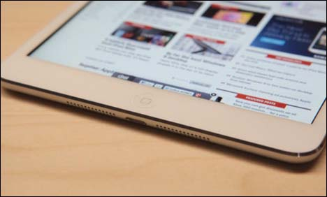 Apple unveils iPad with doubled memory