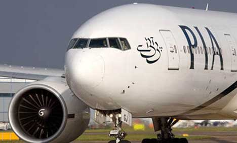 Islamabad-bound flight lands in Lahore