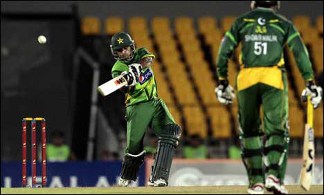 Pak to take on India in 2nd T20 today
