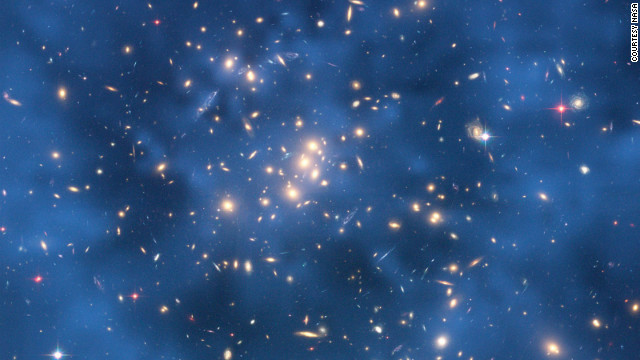 How particle smasher and telescopes relate