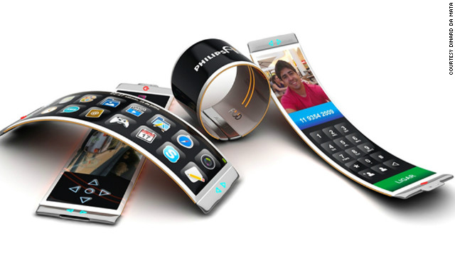 From 3D graphics to biometric scans: How your smartphone will get smarter