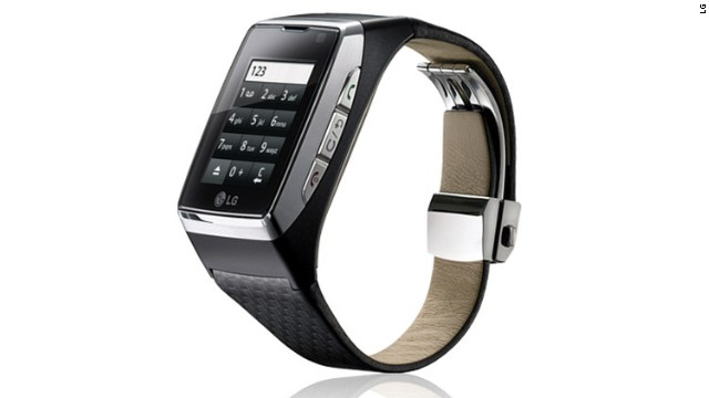 LG joins the smart watch sweepstakes