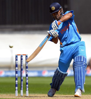 Dhoni's method was and is unique' - Chappell