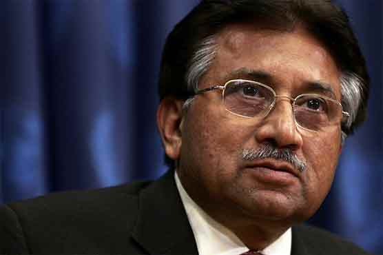 Musharraf to be held as he returns: prosecutor