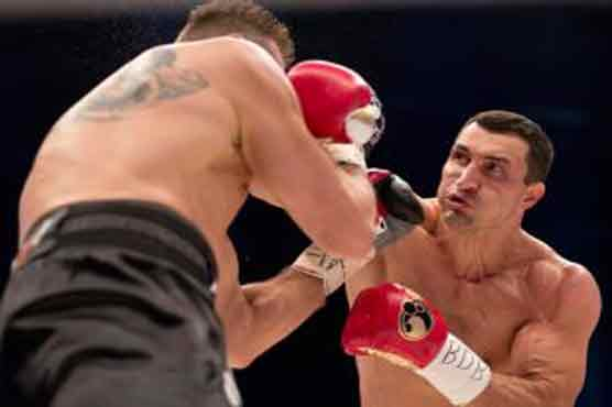 Klitschko to face Francesco Pianeta on May 4