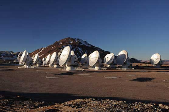 World's largest space observatory opens in Chile