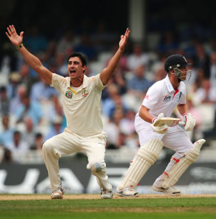 Starc set to miss Ashes with back injury