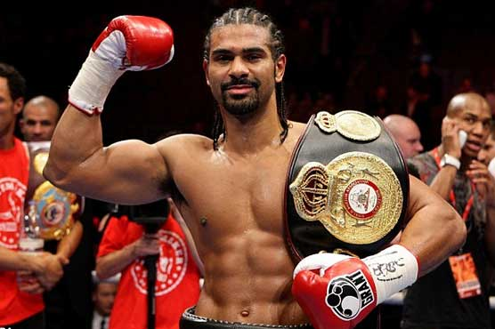 Boxing: Returning Haye sets sights on Klitschkos