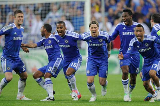 Chelsea go 3rd in Premier League