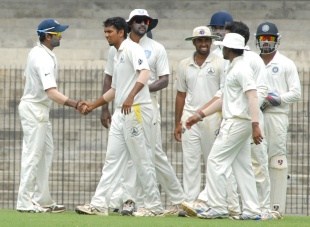 South Zone into semis after first-innings win