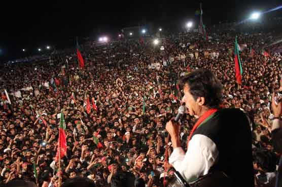 Imran to address rallies in 5 cities today
