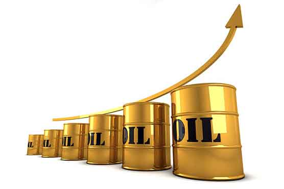 Oil prices go up in Asian trade
