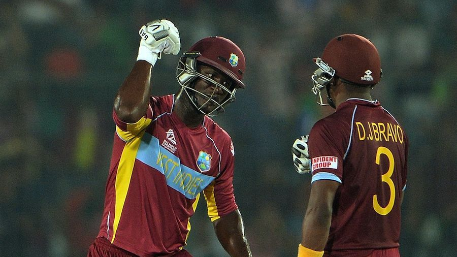 West Indies dish out thashing to enter semis