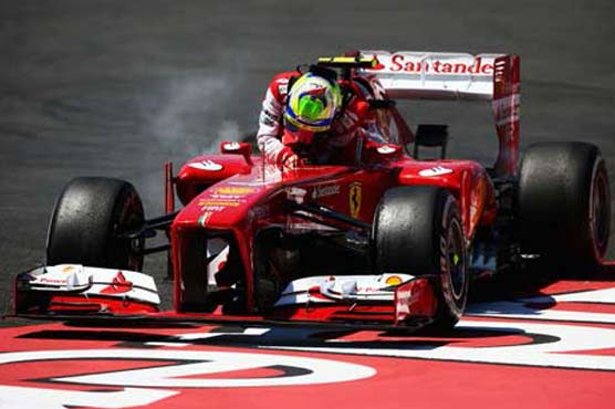 Pirelli back in Massa`s good books