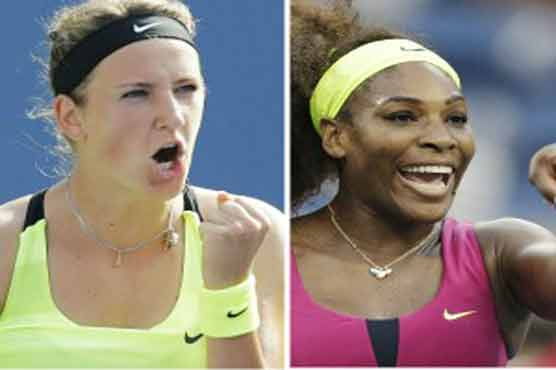 Serena to face Azarenka in US Open final today