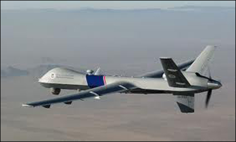 Senator says 4,700 killed in US drone strikes