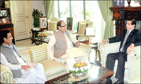 PPP, PML-Q agree on joint poll strategy