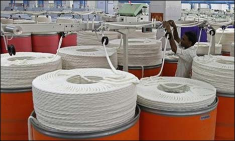 China imports cotton from India, not Pakistan