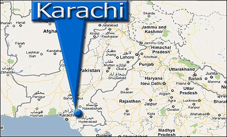 Two bodies recovered from Karachi