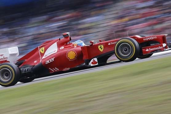 Formula One: Alonso passed fit for US race