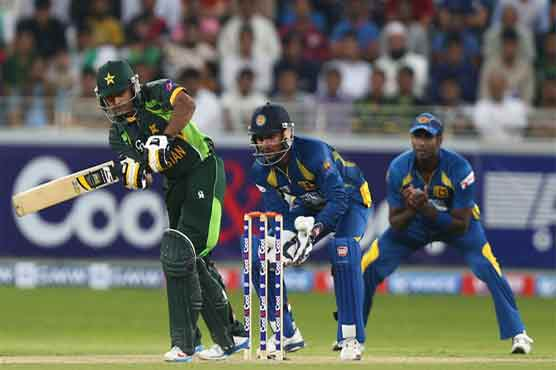 Pakistan beat Sri Lanka by eight wickets in 4th ODI, win series