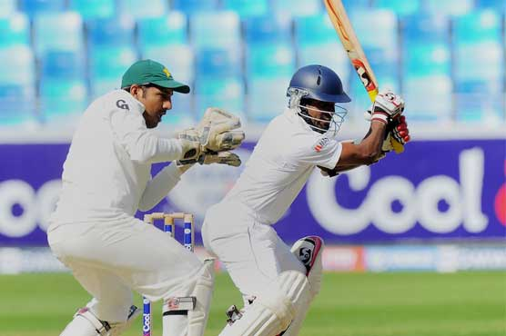 Sri Lanka 132-3 at lunch on day 2 against Pakistan