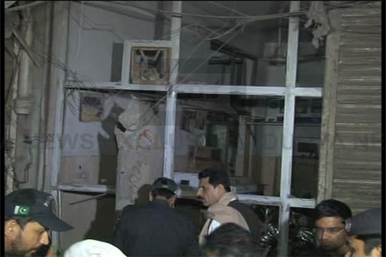 Blast injures 13 in Lahore