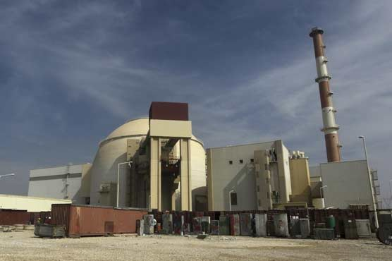 Iran official concerned for nuclear power plant