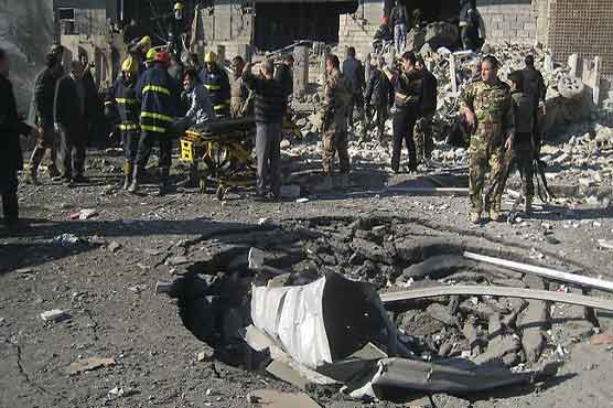 Suicide bombings, attacks in Iraq kill 33 people