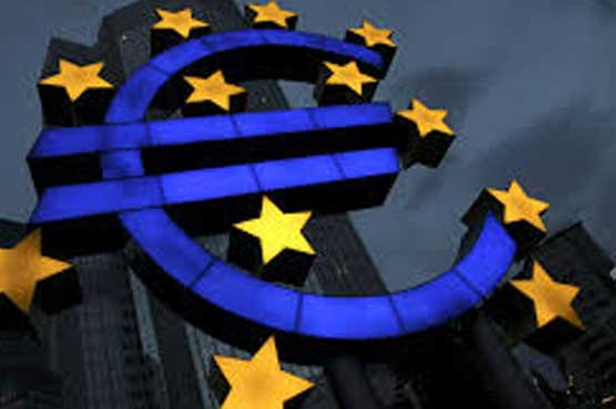 Euro zone April business activity nears 3-year high