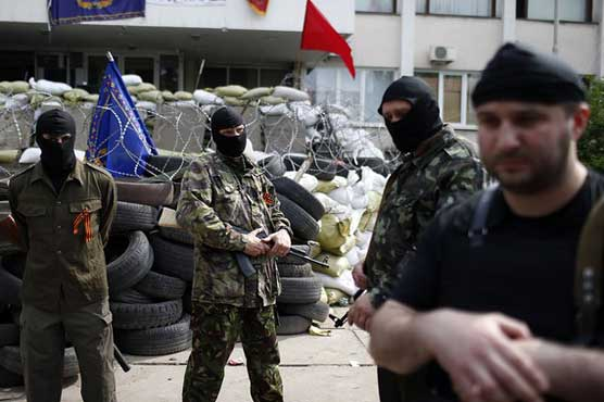 In eastern Ukraine, the mob rules