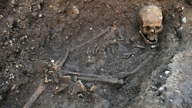 Hunchback King Richard III infected with foot-long parasitic worms, scientists say