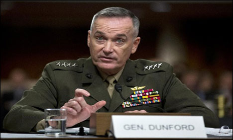 US commander warns Karzai remarks put troops at risk