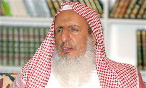 Top Saudi cleric says Twitter is for clowns