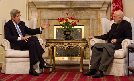 Pakistan involvement required in peace talks: Karzai