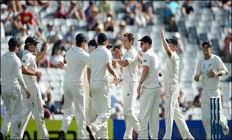 England and New Zealand draw final Test