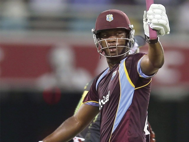 West Indies stroll to Twenty20 victory over Australia