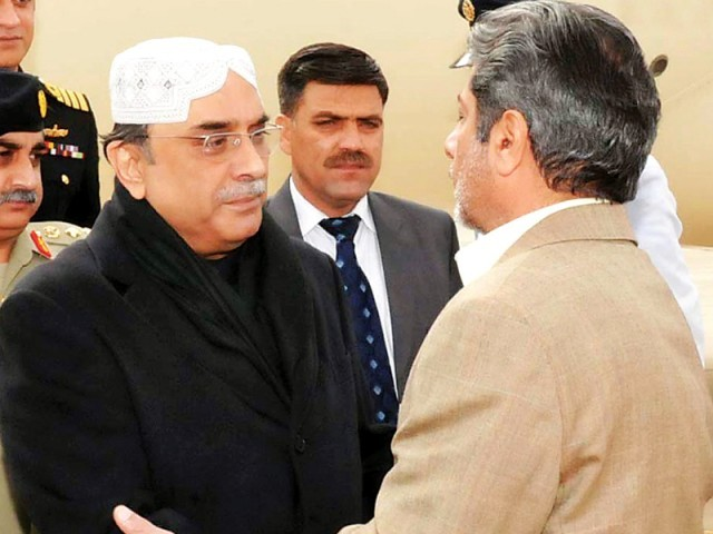 Long time coming: President visits Quetta weeks after Hazara massacres