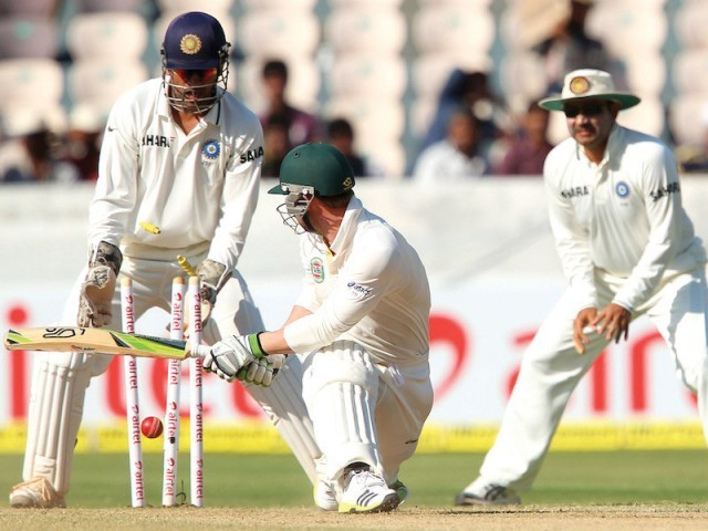 2nd Test: Pujara's 204 puts India in control on third day
