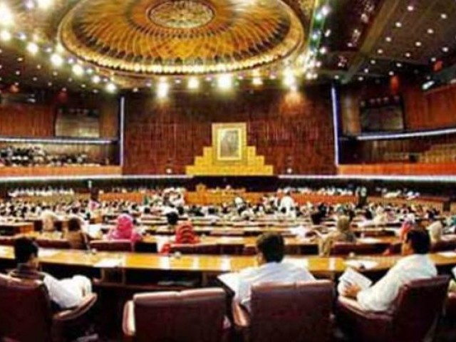 Record for Pakistan: National assembly completes 650 sittings