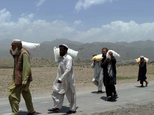 Stranded: IDPs from Tirah blame government for neglect